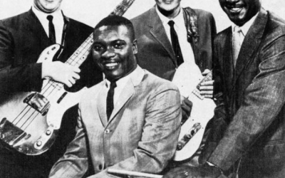 """""""Green Onions"""" entered the Billboard Hot 100 the week ending August 11, 1962"""