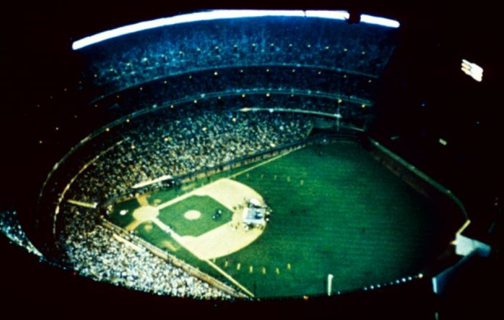 August 15, 1965 The Beatles at Shea Stadium