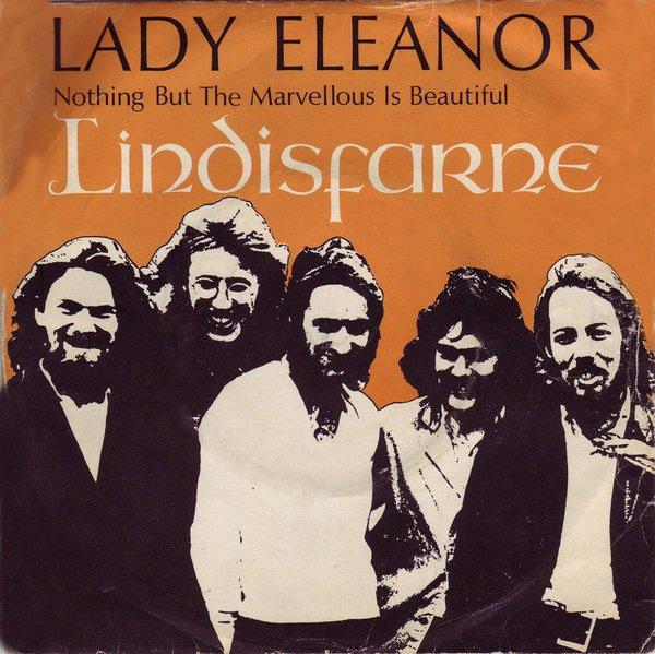 Lindisfarne Lady Eleanor