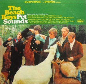 Pet Sounds:Released May 16, 1966
