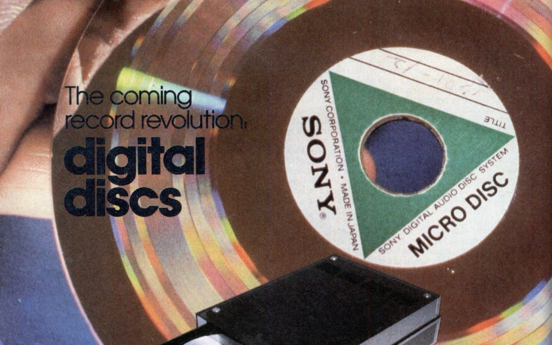 The coming record revolution: digital discs. Popular Science (Nov, 1981)