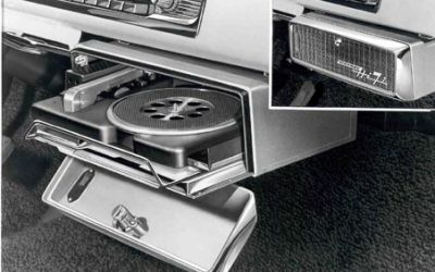 There was a time when the only portable music for your car was an AM radio.