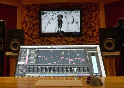 Post Production Sound services, Audio for Moving Media, Mix-to-Pix