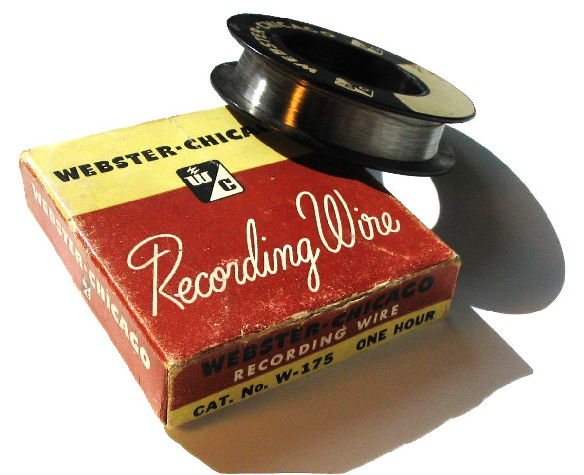 Wire recording Transfer