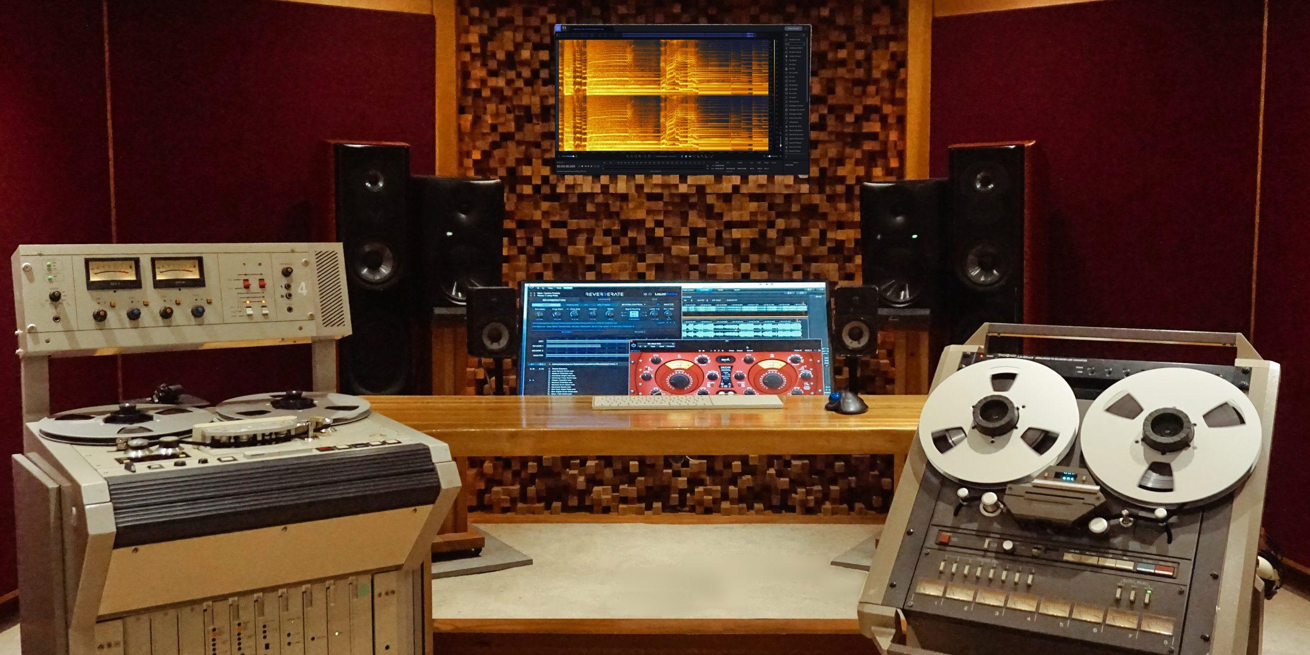 Creative Audio Works studio